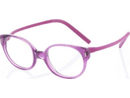 Minima Junior Hybrid 1-CJ15-537A, Shiny glitter purple/plum