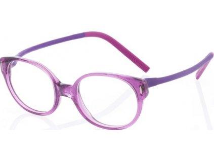Minima Junior Hybrid 1-CJ15-537B, Shiny glitter purple/purple