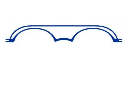 FaceCie nácvak CIE 214 BE (modrá)