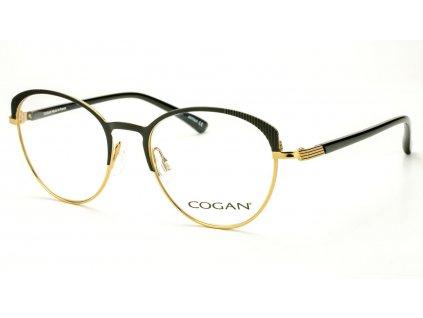 Cogan 2610-BLK-GLD (černá/zlatá)