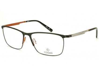 Cogan 2616-BLK-ORG (černá/oranžová/stříbrná)