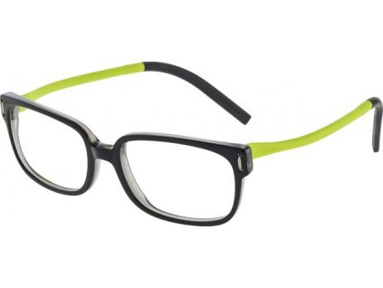 Minima Junior Hybrid 1-CJ12-526B, Black-Crystal/Acid Green