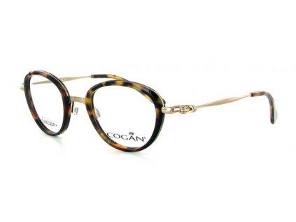 Cogan 2560-AMB (havana/zlatá)