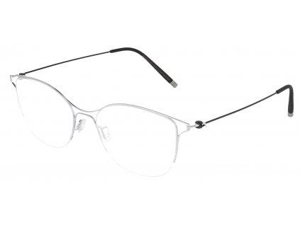 Minima Evo 1 EN4-1318, Shiny Silver/Shiny Black