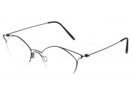 Minima Evo 1 EN5-1853, Shiny Black/Red