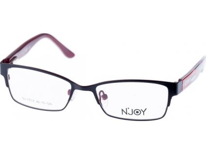N-Joy 7012-C3 černá/červená