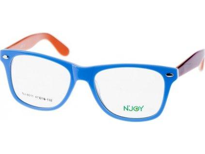 N-Joy 8011-C2 modrá/červená