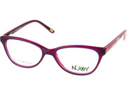 N-Joy 1706-C3 tm.růžová