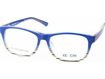 Kenchi C1693-C2 modrá/šedá