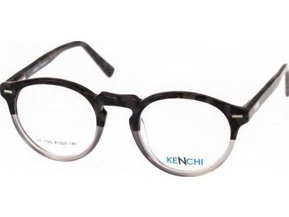 Kenchi 1720-C4 šedá/šedá havana