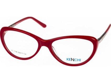 Kenchi 1738-C3 tm.červená