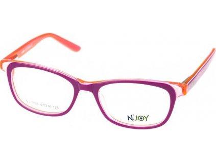 N-Joy 1705-C2 fialová/růžová