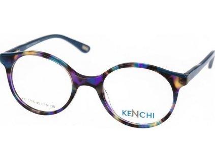 Kenchi 1715-C3 havana/petrolejová
