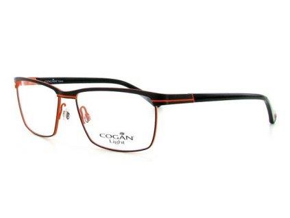 Cogan 2565-BLK-ORG (černá/oranžová)