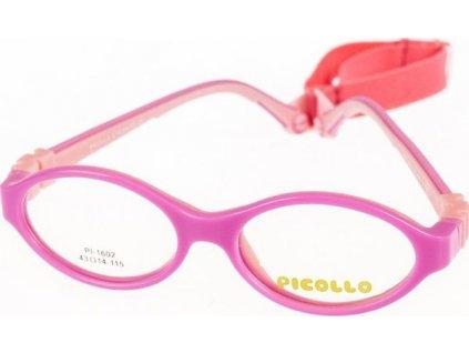 Picollo 1602-C2 růžová