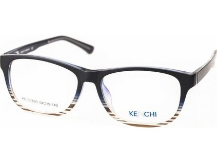 Kenchi C1693-C1 černá/šedá
