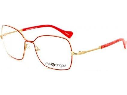 Cogan Power 0064-RED-GLD (červená/zlatá)