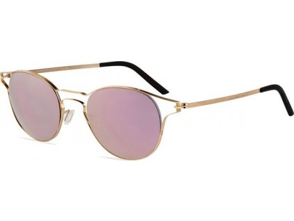 Minima Contour Sun K4-073A, Champagne Brushed (R-Pink Gold)