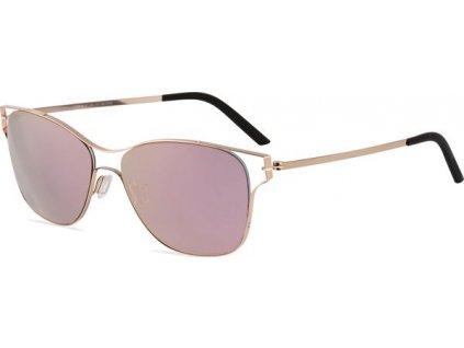 Minima Contour Sun K7-074A, Shiny Pink Gold (R-Pink Gold)