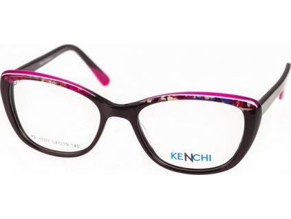 Kenchi 1503-C3 tm.vínová
