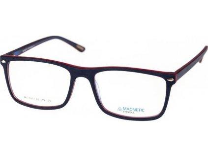 Magnetic 1917-C2 tm.modrá/tm.červená