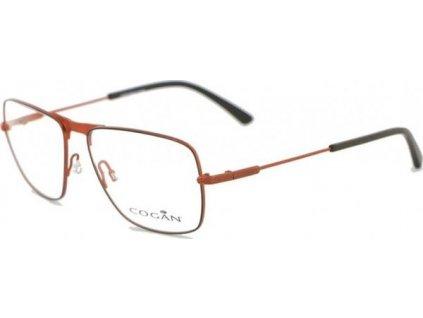 Cogan 2606-BRN (hnědá/oranžová)