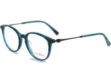 Cogan 0947-BLU (modrá havana/černá)
