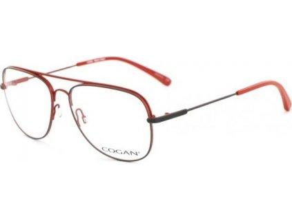 Cogan 2607-GRY (šedá/červená)