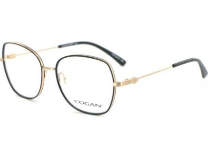 Cogan 2612-BLK (černá/zlatá)