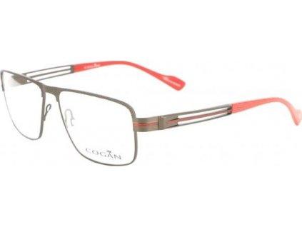 Cogan 2613-BRN (hnědá/červená)