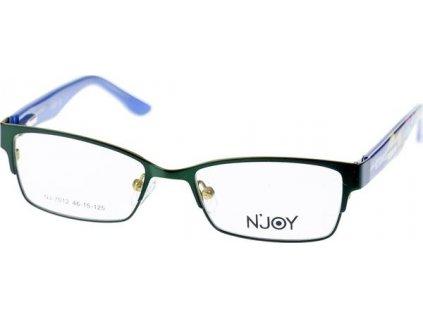 N-Joy 7012-C1 zelená/žlutá