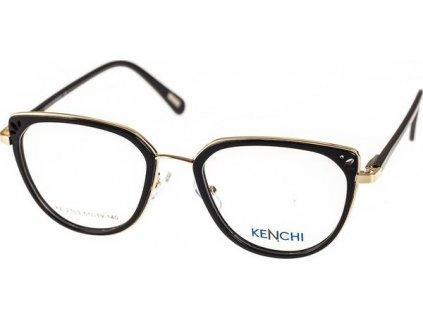 Kenchi 2103-C1 černá/zlatá