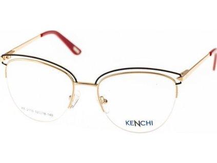 Kenchi 2110-C2 zlatá/černá/červená