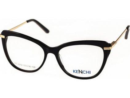 Kenchi 2202-C2 černá/zlatá