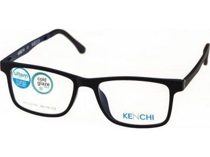 Kenchi C2119-C3 černá/tm.modrá