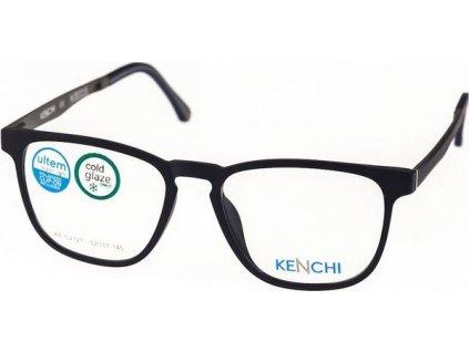Kenchi C2121-C3 tm.modrá (vč. 3ks slunečních klipů)