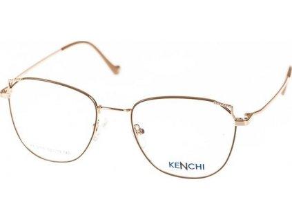 Kenchi 2111-C2 sv.šedá/zlatá