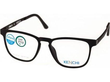 Kenchi C2121-C1 černá (vč. 3ks slunečních klipů)