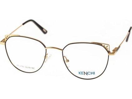 Kenchi 2106-C2 černá/zlatá