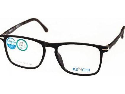 Kenchi C2123-C3 černá/šedá (vč. 3ks slunečních klipů)