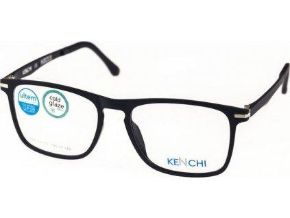 Kenchi C2123-C2 tm.modrá (vč. 3ks slunečních klipů)