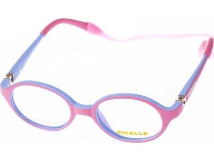 Picollo 1301-C4 růžová/modrá