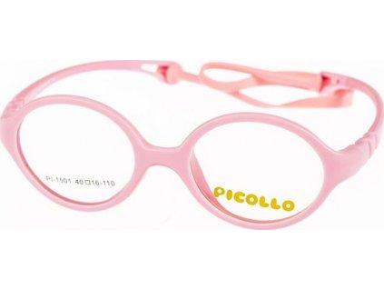 Picollo 1501-C1 růžová