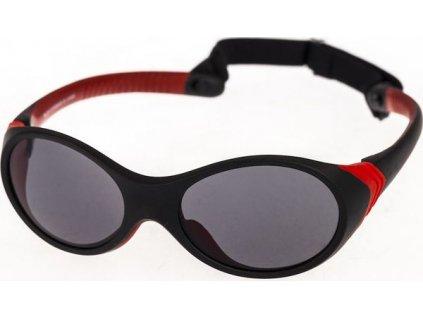 N-Joy S1604-3 černá/červená