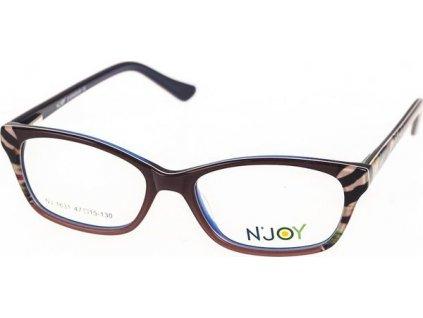 N-Joy 1631-C2 hnědá