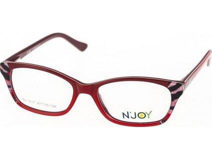 N-Joy 1631-C4 červená