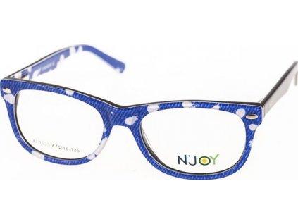 N-Joy 1633-C3 modrá
