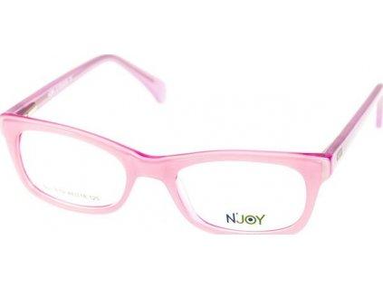 N-Joy 1619-C2 sv.růžová