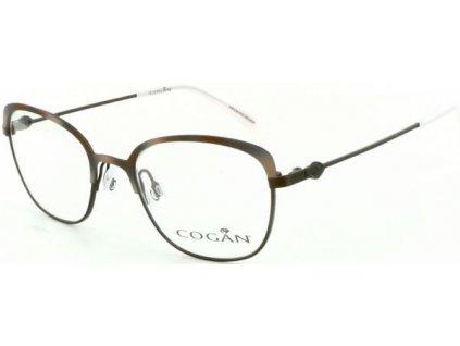 Cogan 2598-BRN (hnědá)