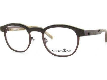 Cogan 2490-BRN (hnědá)
